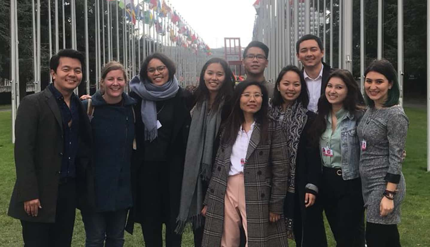Tibet Advocacy Coalition at the UN in Geneva.
