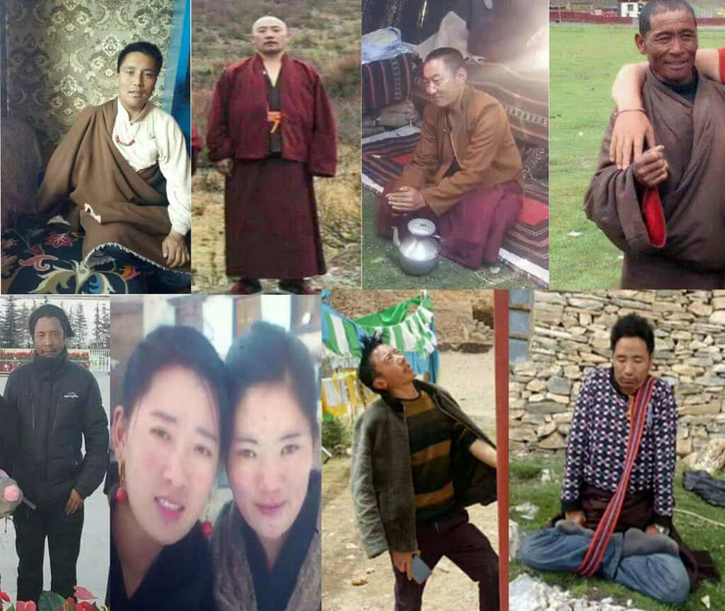 Chinese authorities in Nagchu (Chinese: Nagu) have detained 30 Tibetan villagers. (Photo courtesy: TCHRD)