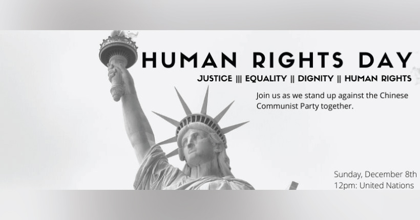 Human Rights Day NYC